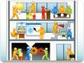クロノス就業管理システム
